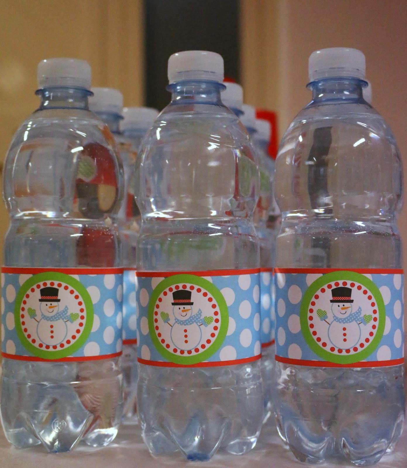 bottiglia acqua personalizzata