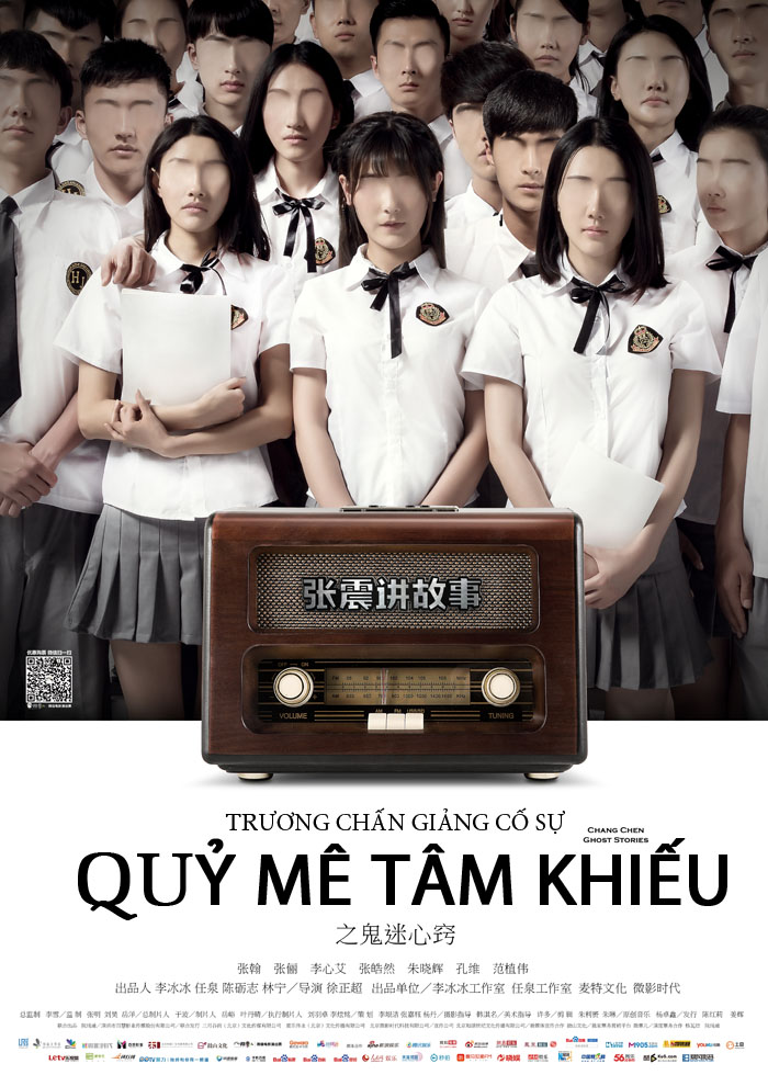 Quỷ Mê Tâm Khiếu - Chang Chen Ghost Stories: Be Possessed by Ghosts