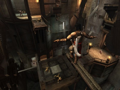 Free Games And Softwares : Prince Of Persia Warrior Within ...