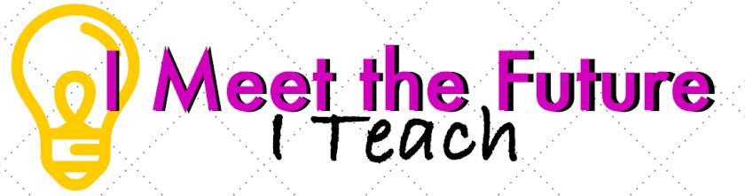 Logo of I Meet the Future I teach
