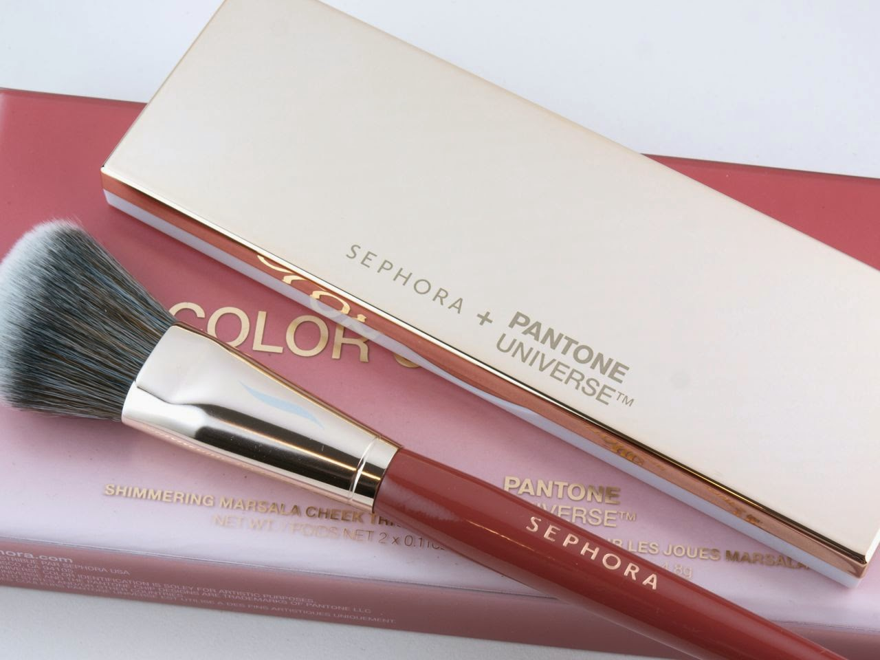 Sephora Pantone Color of the Year 2015 Marsala Collection: Review and Swatches