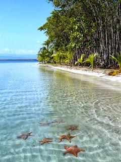 La Playa mas Bella de Panama