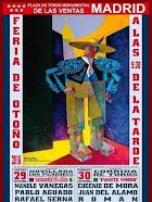 Manolo Vanegas, anunciado en Las Ventas, en La Feria de Otono, el 29/09.