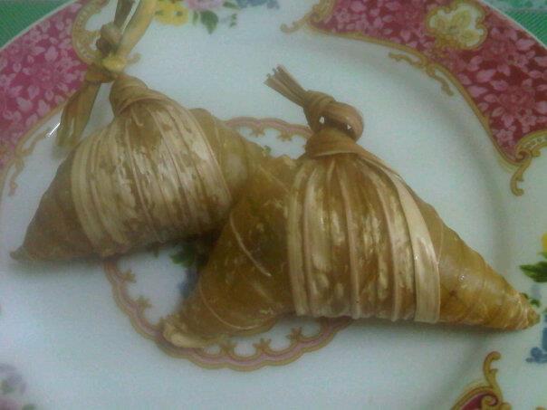 Inilah tepung boko yang menjadi kegemaran orang Kelantan. Ada boko