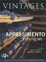Cover of April 27, 2013 Vintages Magazine