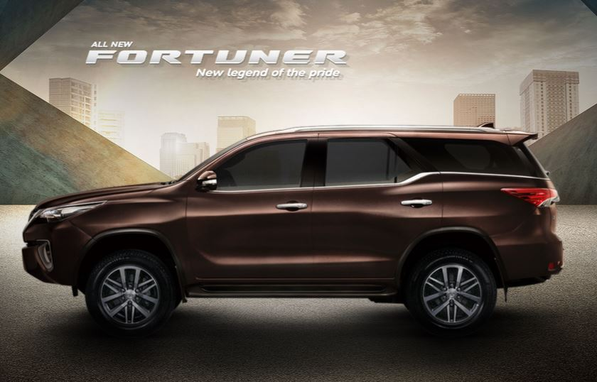 Manila Motoring Your Source For Automotive Information In The Philippines 2016 Toyota Fortuner