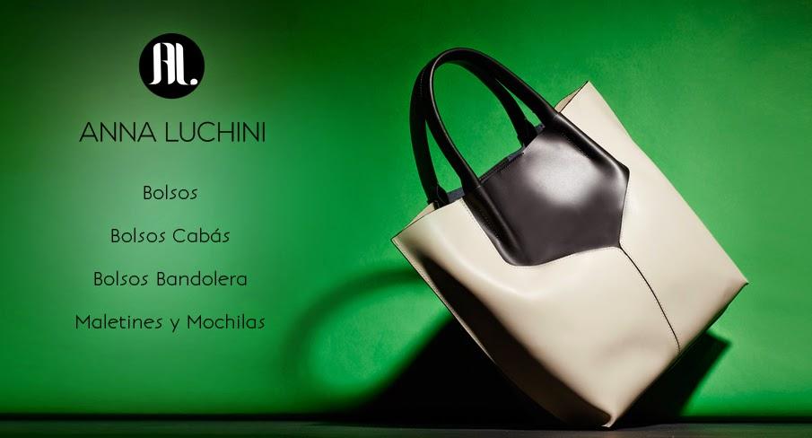 Oferta de bolsos de marca Anna Luchini