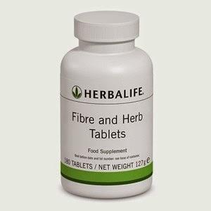 Jual Herbalife Tablet Fiber & Herb Murah