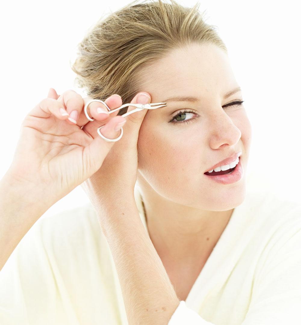 Como depilarte las cejas en casa - Hacerse las cejas en casa ...