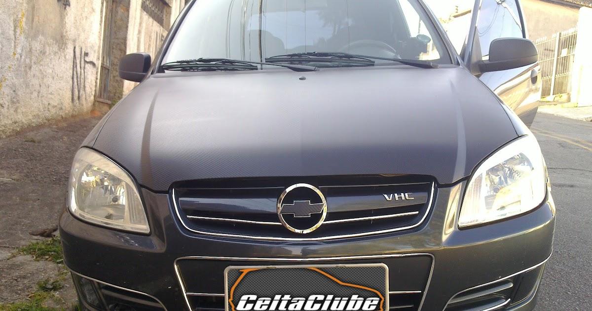 World Version Custom Carro do Internauta Celta Tuning Som