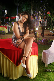 Telugu Actress Reva Hot Photo Stills