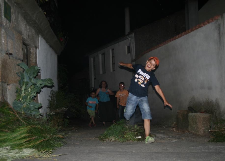 Como se vive a final da Taça de Portugal em Parambos, a aldeia mais sportinguista?