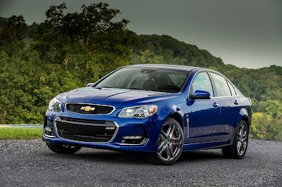 2016 Chevy SS Updates