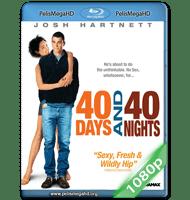 40 DÍAS Y 40 NOCHES (2002) FULL 1080P HD MKV ESPAÑOL LATINO