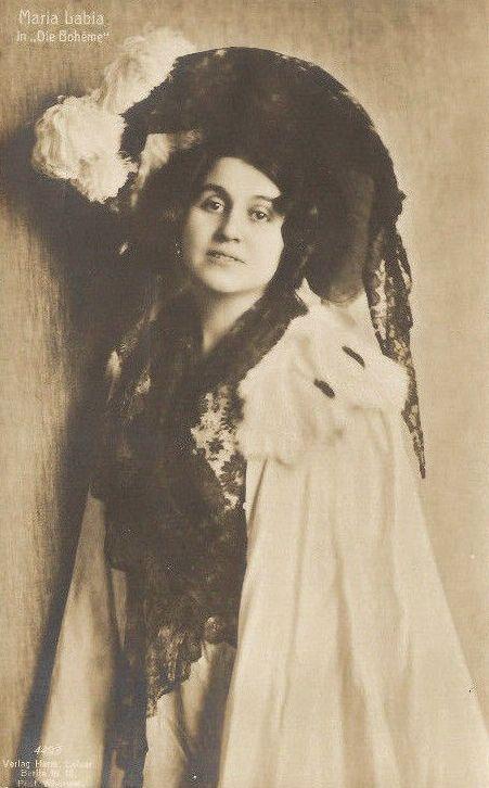 MARIA LABIA / FAUSTA LABIA CD