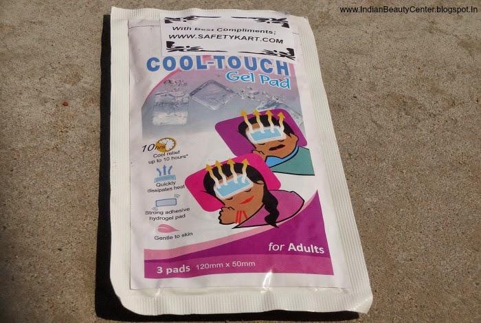 Cool-Touch Gel pad Safetykart