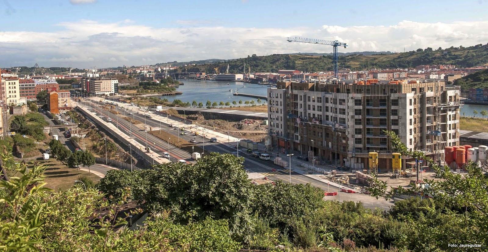 Barakaldo digital jaureguizar promociona sus 122 pisos en for Piso urban galindo
