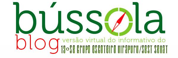 U-blog escotismo no SEST SENAT Aracaju