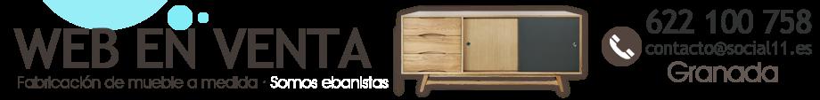 CARPINTERO GRANADA - WEB EN VENTA - contacto@social11.es