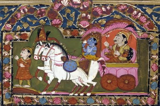 """Livre """"BHAGAVAD GITA"""": partageons ensemble si vous l'avez lu ou le lirez - Page 3 Mahabharata"""