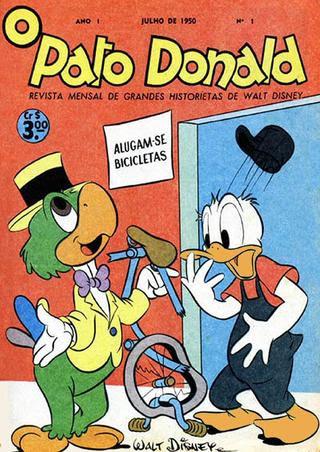 PATO DONALD - BRAZIL