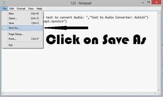 How to Convert Text Into Audio or MP3 Sound
