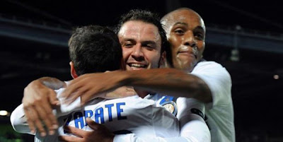 Lille 0 - 1 Internazionale Milan (2)