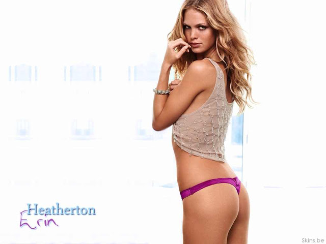 Erin Heatherton wallpaper 2011
