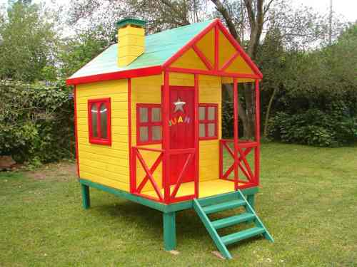 Casitasmym vendo casitas para ni os for Casitas de madera para ninos