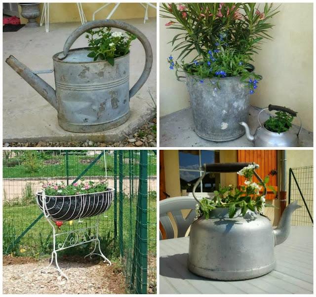 astuces avoir un beau jardin original facilement astuces et trucs de cuisine. Black Bedroom Furniture Sets. Home Design Ideas