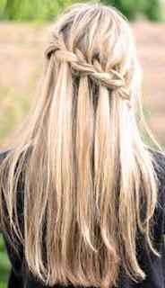 29 Peinados Con Trenzas Cascada Mujeres