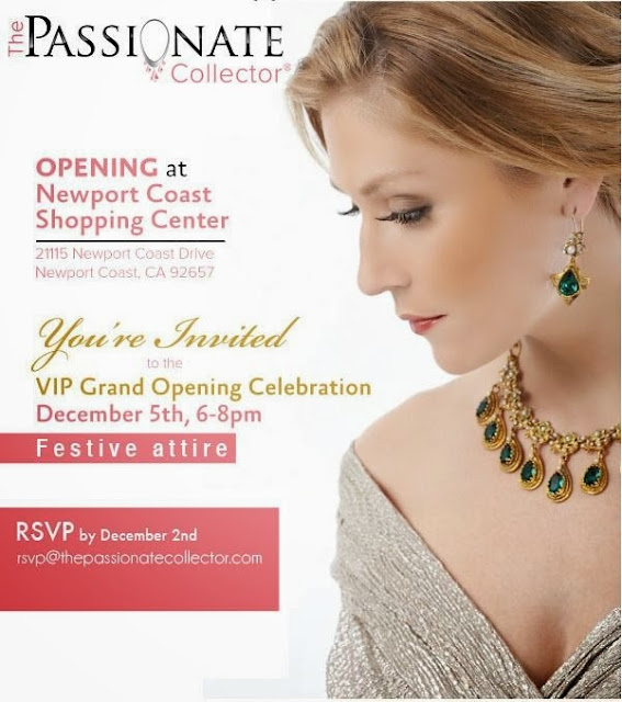 Beautiful Blonde ZARZAR MODEL Laurie Mannette Modeling In Orange County Southern California For The Passionate Collector Fashion Jewelry Advertising Campaign!