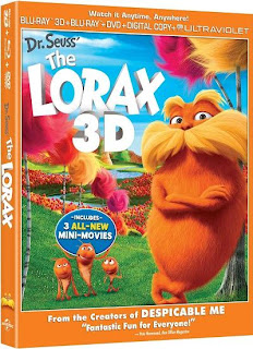 The Lorax (2012) BluRay 720p 550MB