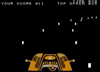 Night Driver Atari