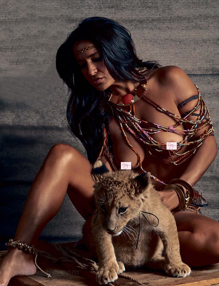 aida nizar nude topless interviu mag  May | 2010 | Male Celeb News | Page 8