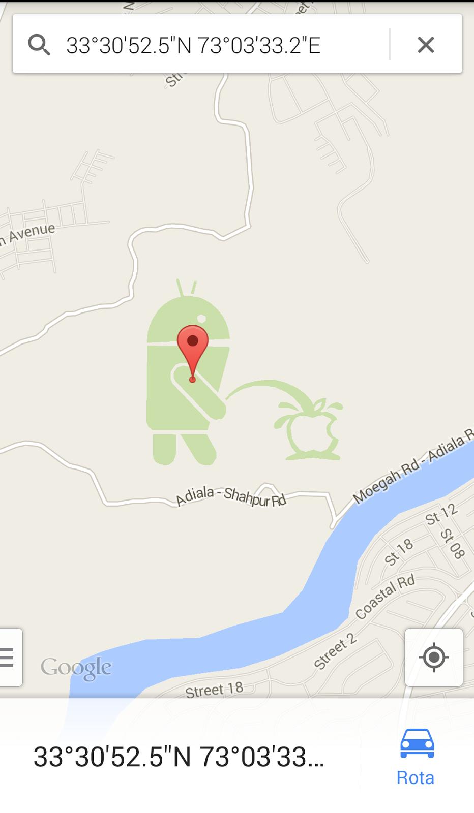Google Maps Android Apple Logosuna Ne Yaptı?