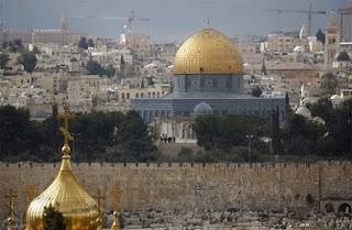 Jerusalim,Sveti grad za jevreje hriščane i muslimane