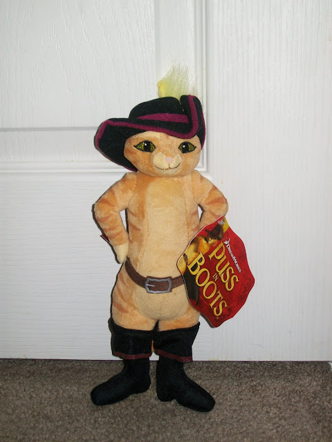 Puss In Boots Plush3