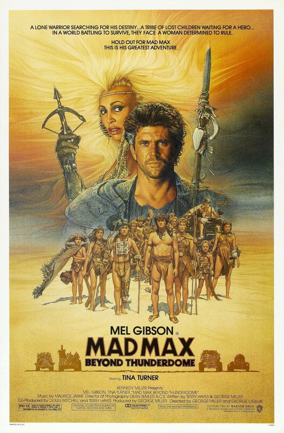 Cartel Mad Max 3