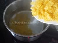 Paste cu sos bolognese preparare reteta