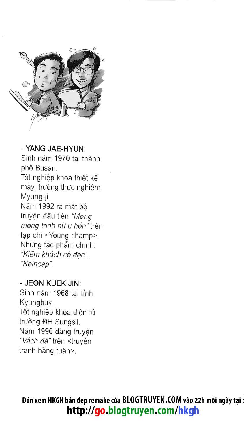 Hiệp Khách Giang Hồ chap 364 Trang 1 - Mangak.info