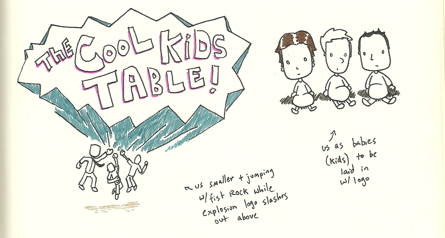 Ordinaire Cool Kids Table Abandoned Logo: Part TWO