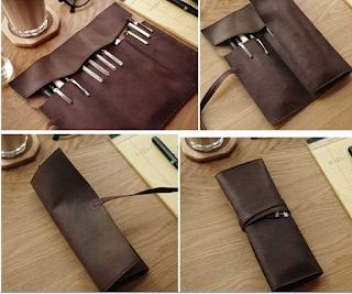renaissance pencil case