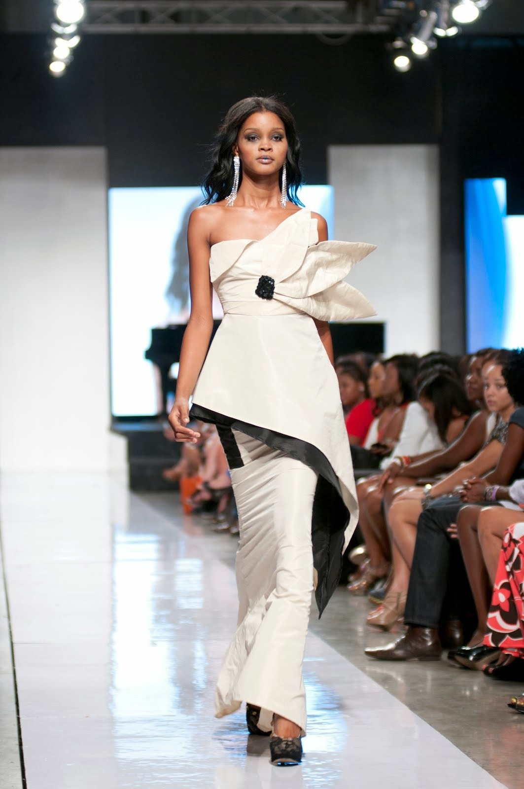 JAMAICAN DESIGNER SEWS IT UP
