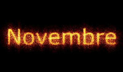 Post riepilogativo del mese di Novembre 2015