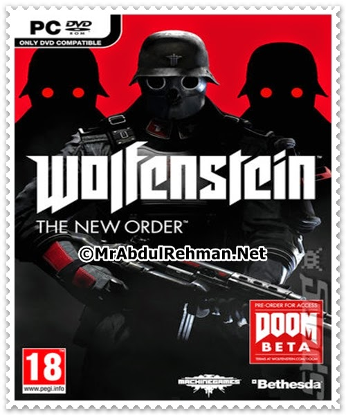 Wolfenstein: The New Order PC Game Free Download Full Version