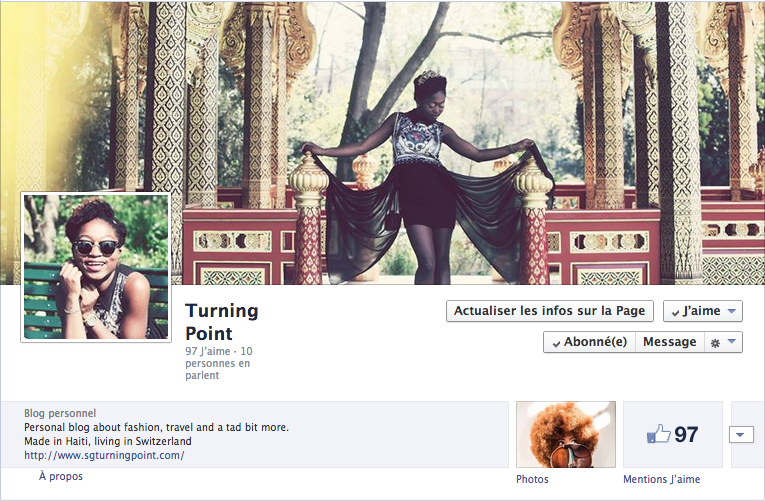 facebook fan page, blog.turningpoint, swiss fashion blogger, turning point, stéphanie guillaume