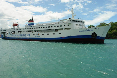 5 Tips Travelling dengan Kapal Ferry