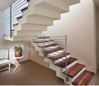 Fotos de escaleras como se hace una escalera de concreto for Como hacer una escalera de hormigon