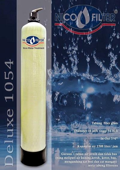 Nico Filter Untuk Penjernih Air
